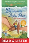 Dinosaurs Before Dark Full-Color Edition