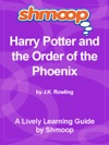 Shmoop Learning Guide Harry Potter And The Order Of The Phoenix