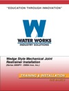 Wedge Style Mechanical Joint Restrainer Installation