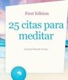 25 Citas Para Meditar