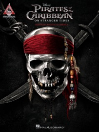 PIRATES OF THE CARIBBEAN - ON STRANGER TIDES (SONGBOOK)