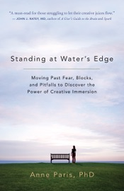 STANDING AT WATERS EDGE