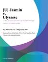 U Jasmin V Ulyssese
