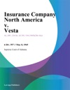 Insurance Company North America V Vesta