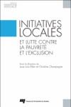 Initiatives Locales Et Lutte Contre La Pauvret Et Lexclusion
