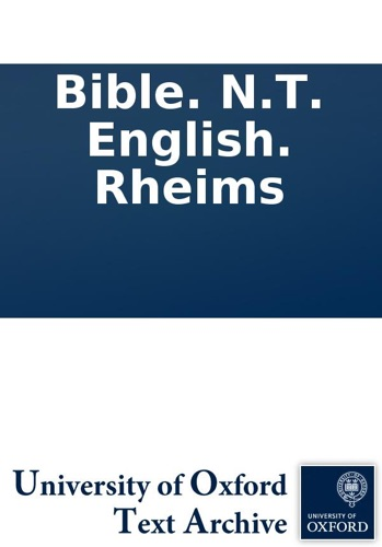 The New Testament translated from the Latin Vulgate
