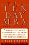 The Ten-Day MBA 3rd Ed