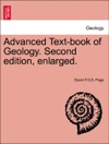 Advanced Text-book Of Geology Second Edition Enlarged