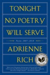 Tonight No Poetry Will Serve Poems 2007-2010