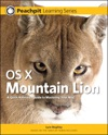 OS X Mountain Lion Peachpit Learning Series