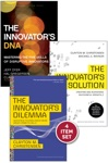 Disruptive Innovation The Christensen Collection The Innovators Dilemma The Innovators Solution The Innovators DNA And Harvard Business Review Article How Will You Measure Your Life 4 Items