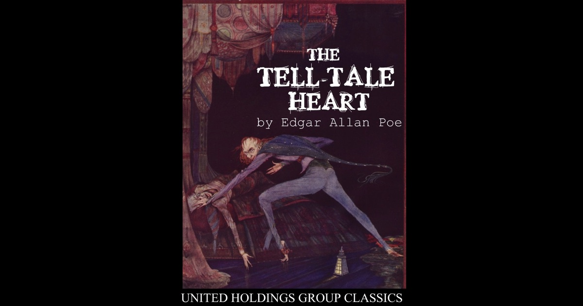 contradictions tell tale heart edgar allen poe The tell-tale heart is a short story by edgar allan poe first published in 1843 it follows an unnamed narrator who insists on his sanity after murdering an old man with a vulture eye.