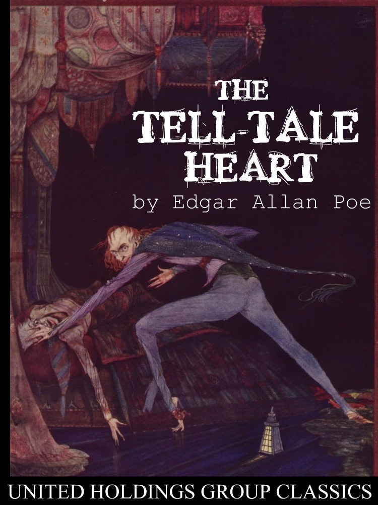 point of view in poes the telltale heart essay