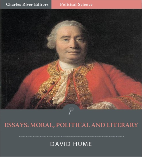 david hume essays moral political and literary summary Read essays: moral, political and literary by david hume by david hume for free with a 30 day free trial read ebook on the web, ipad, iphone and android.