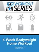 4-Week Bodyweight Home Workout