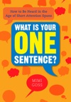 What Is Your One Sentence