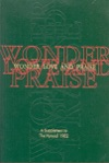 Wonder Love And Praise