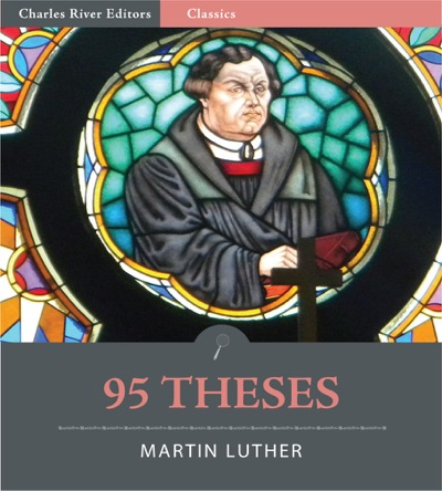 95 Theses Illustrated Edition
