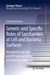 Generic And Specific Roles Of Saccharides At Cell And Bacteria Surfaces