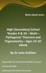 High Secondary School Grades 9  10  Math  Pythagoras Theorem And Trigonometry Ages 14-16 EBook