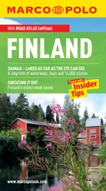 FINLAND - MARCO POLO TRAVEL GUIDE