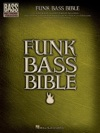 Funk Bass Bible Songbook