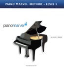 Piano Marvel Method Book 1