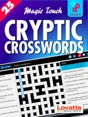 Magic Touch Cryptic Crosswords #2