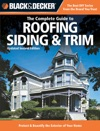 Black  Decker The Complete Guide To Roofing Siding  Trim