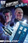 Star Trek The Next GenerationDoctor Who Assimilation 1
