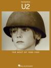 U2 - The Best Of 1980-1990 Songbook