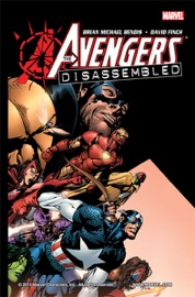 THE AVENGERS: DISASSEMBLED