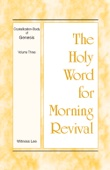 The Holy Word for Morning Revival - Crystallization-Study of Genesis, Volume 3