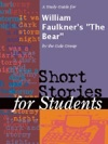 A Study Guide For William Faulkners The Bear