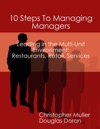 10 Steps To Managing Managers