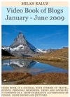 Video Book Of Blogs January - June 2009