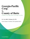 Georgia-Pacific Corp V County Of Butte