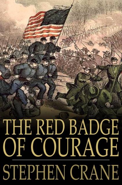 a literary analysis of red badge of courage by stephen crane The red badge of courage summary stephen crane's internationally acclaimed work, the red badge of courage, was published in 1895unique in style and content, the novel explores the emotions of a young civil war recruit named henry fleming.