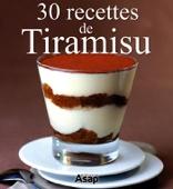 30 recettes de Tiramisu