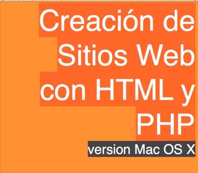 Creacion de Sitios Web con HTML y PHP