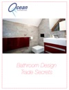 Bathroom Design  Trade Secrets From Ocean Bathrooms