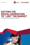 Getting The Digital Generation To Like The Market