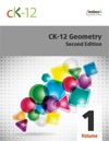CK-12 Geometry - Second Edition Volume 1 Of 2