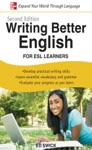 Writing Better English For ESL Learners Second Edition