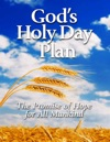 Gods Holy Day Plan