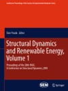 Structural Dynamics And Renewable Energy Volume 1