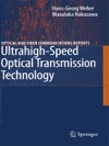 Ultrahigh-Speed Optical Transmission Technology