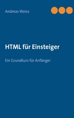 HTML fr Einsteiger