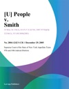 U People V Smith
