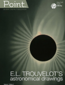 NYPL Point: E.L. Trouvelot's Astronomical Drawings